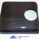 C7 14-UP Lamination Black Carbon Master Cylinder Cover (Overlay) (High Gloss or Matte Finish) $398.00