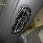 C6 05-13 Lamination Burlwood, Black Carbon or Silver Carbon Interior A-Pillar Air Vent (Core Exchange)  (Starting from $180.00 + Refundable Core Charge $100.00)