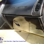 C6 05-13 Lamination Burlwood, Black Carbon or Silver Carbon Passenger Air Vent (Core Exchange)  (Starting from $425.00 + Refundable Core Charge $100.00)