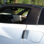 C6 05-13 Lamination Black Carbon or Silver Carbon Halo (Exterior Rear Roof Panel) (Core Exchange)  ($1,288.00 + Refundable Core Charge $495.00)