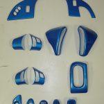 C6 Corvette 05-13, Painted E-Brake Top Cap (Core Exchange) ($38.00 + Refundable Core Charge $20.00)