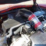 C6 05-13 Lamination Black Carbon or Silver Carbon Radiator Shroud  (Core Exchange)  ($750.00 + Refundable Core Charge $75.00)
