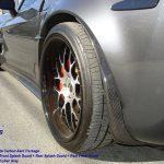 C6 ZR1 09-13 Lamination Black Carbon or Silver Carbon ZR1 Front Brake Scoop (Side Air Vent), 4pcs/set ($1,288.00 + Refundable Core Charge $200.00)